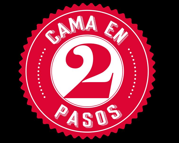 Sofá Cama Delta Rojo