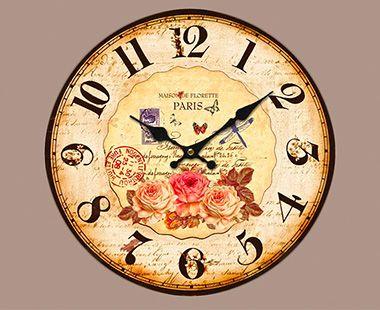 Reloj de Pared Oden