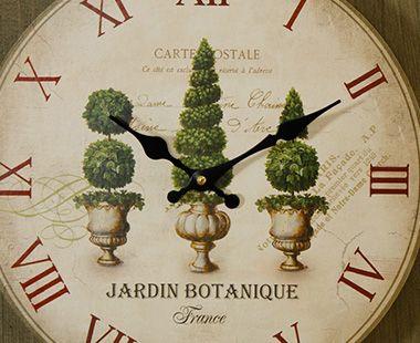 Reloj de Pared Oden Jardín Botánico