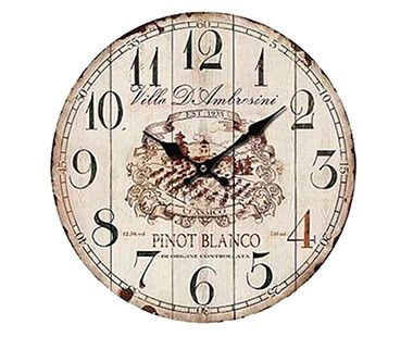 Reloj de Pared Oden Villa