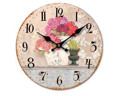 Reloj de Pared Brewer