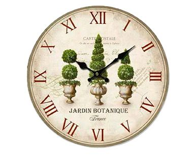 Reloj de Pared Tai Jardin Botanico