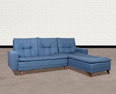 Sala Modular Jennifer Navie Blue