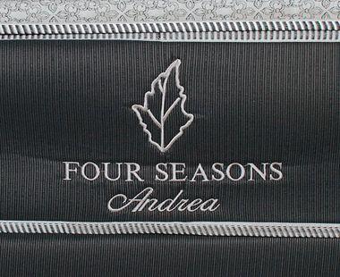 Colchón Spring Air Matrimonial Andrea Four Seasons