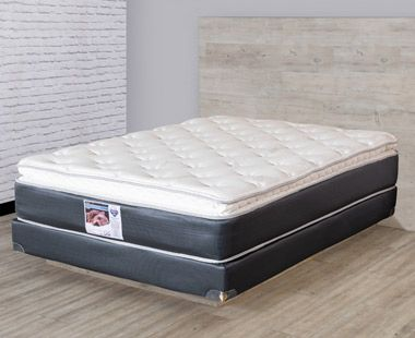 Colchón y Box Spring Air King Size Aries