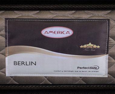 Colchón America Queen Size Berlin Dico