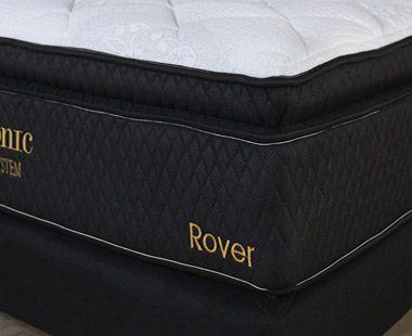 Colchón y Box Restonic Matrimonial Rover