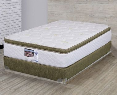 Colchón y Box Spring Air Individual Best Seller