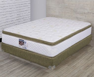Colchón y Box Spring Air Queen Size Best Seller