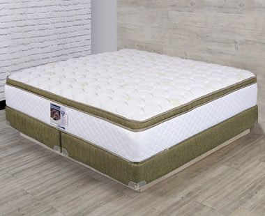 Colchón y Box Spring Air King Size Best Seller