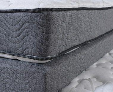 Colchón y Base Restonic Individual Twing Bed