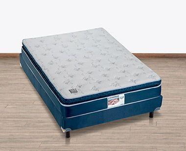 Colchón y Box Spring Air Queen Size Special Edition Dico