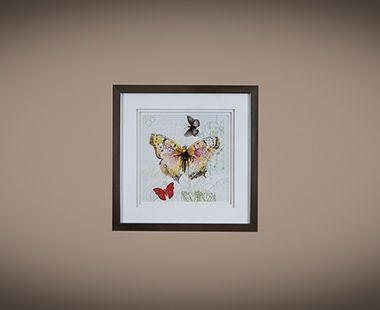 Cuadro I Mariposa
