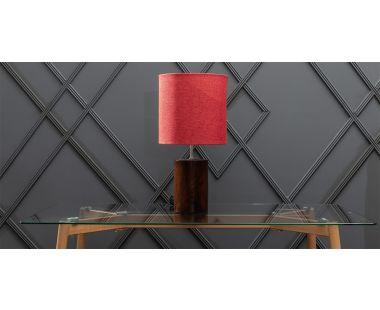 Lámpara Alba Rojo