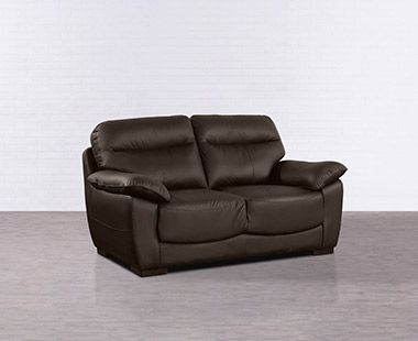 Love Seat Camila Chocolate