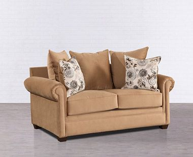 Love Seat Durham Capuchino