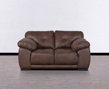 Love Seat Forti Chocolate
