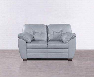 Love Seat Vancouver Gris
