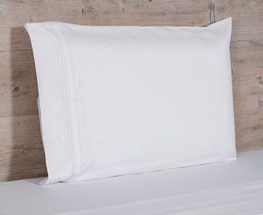 Juego de Sábanas 1800 Hilos Individual Premium Blanco
