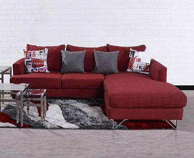 Sala Modular Nayeli Rojo