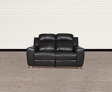 Love Seat con Reclinable Eléctrico Cedric Gris