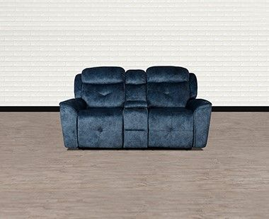 Love Seat Reclinable Maral Gris