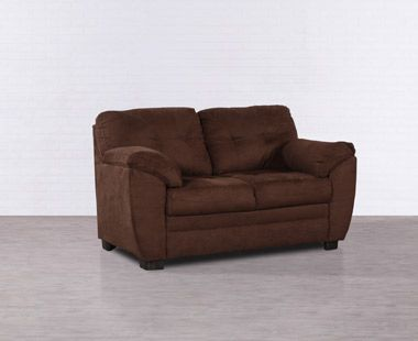 Love Seat Monique Cocoa
