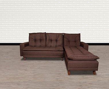 Sala Modular Jennifer Chocolate