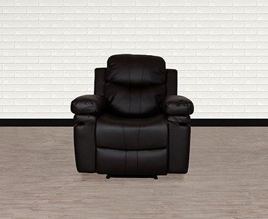 Sillón Reclinable Baden Light Brown