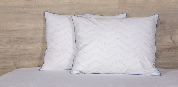 Almohada Mile Quilt Pillow Standard